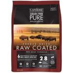 CANIDAE-grain-free-PURE-ancestral-red-meat-formula-freeze-dried-raw-coated-dry-dog-food