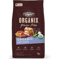 castor-pollux-ORGANIX-organic-puppy-recipe-grain-free-dry-dog-food