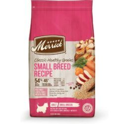 merrick-classic-healthy-grains-small-breed-recipe-adult-dry-dog-food