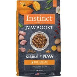 instinct-raw-boost-gut-health-grain-free-recipe-with-real-chicken-freeze-dried-raw-pieces-adult-dry-dog-food