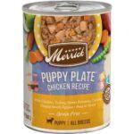 merrick-grain-free-wet-puppy-food-puppy-plate-chicken-recipe