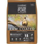 CANIDAE-grain-free-PURE-ancestral-puppy-avian-formula-freeze-dried-raw-coated-dry-dog-food