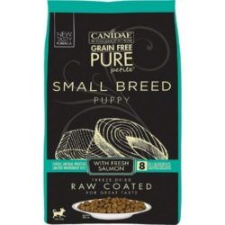 CANIDAE-PURE-petite-puppy-small-breed-grain-free-with-salmon-dry-dog-food
