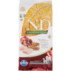 farmina-ND-ancestral-grain-chicken-pomegranate-medium-maxi-adult-dry-dog-food
