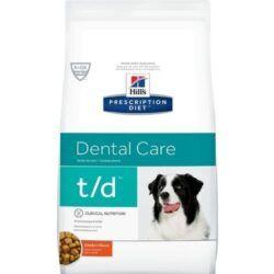 hills-prescription-diet-t/d-dental-care-chicken-flavor-dry-dog-food