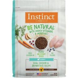 instinct-be-natural-puppy-real-chicken-brown-rice-recipe-freeze-dried-raw-coated-dry-dog-food