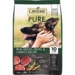 CANIDAE-grain-free-PURE-limited-ingredient-bison-lentil-carrot-recipe-dry-dog-food
