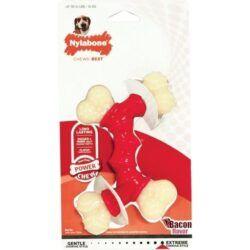nylabone-durachew-double-bone-bacon-flavored-dog-chew-toy