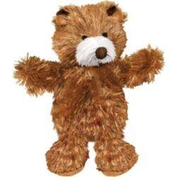 KONG-plush-teddy-bear-dog-toy