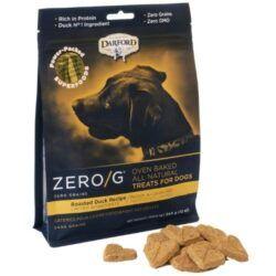 darford-zeroG-grain-free-roasted-duck-dog-treats