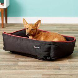 dogzilla-rectangular-lounger-bolster-dog-bed