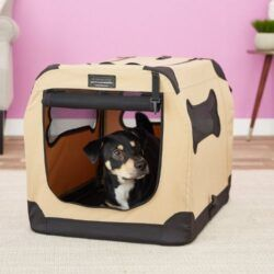 firstrax-petnation-port-a-crate-e-series-double-door-collapsible-softsided-dog-crate