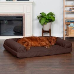 furhaven-quilted-orthopedic-sofa-dog-bed-with-removable-cover
