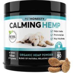 pethonesty-hemp-calming-anxiety-hyperactivity-soft-chews-dog-supplement