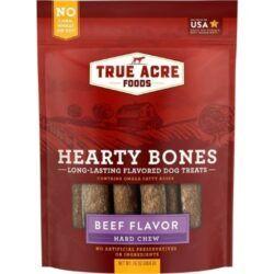 true-acre-foods-hearty-bones-long-lasting-beef-flavored-treats