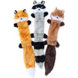 zippypaws-skinny-peltz-no-stuffing-squeaky-plush-dog-toys