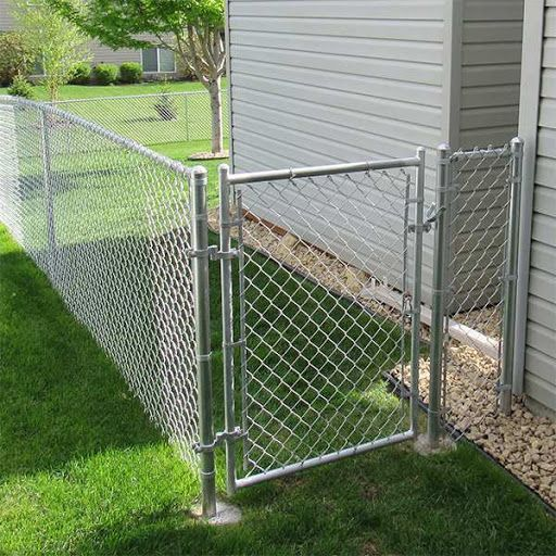 1. Chain Link Fencing
