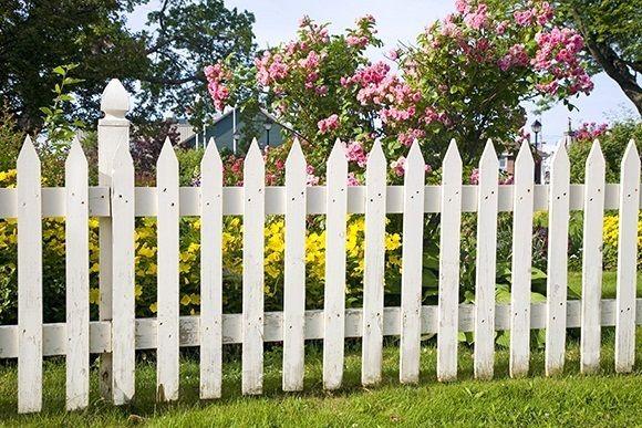 10. Picket Fence