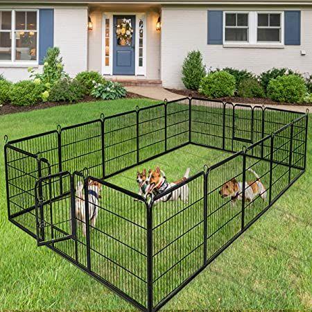11. Temporary Dog Fence