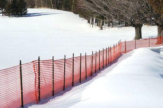 13. Snow Fence