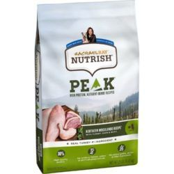 rachael-ray-nutrish-PEAK-northern-woodlands-recipe-with-turkey-duck-quail-natural-grain-free-dry-dog-food